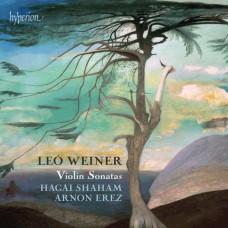 魏納:小提琴奏鳴曲 Weiner:Violin Sonatas