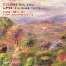 拉威爾 & 德布西:弦樂四重奏 Ravel & Debussy:String Quartets
