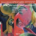 亨德密特:中提琴音樂全集第三集 Hindemith:The Complete Viola Music, Vol. 3 – Music for viola and orchestra