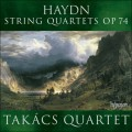 海頓:弦樂四重奏作品74 Haydn:String Quartets, Op. 74 (Takács Quartet)