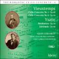 浪漫大提琴協奏曲第6集 - 魏歐當、易沙意 (蓋哈特, 大提琴) The Romantic Cello Concerto 6 - Vieuxtemps、Ysaÿe (A. Gerhardt)