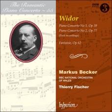 浪漫鋼琴協奏曲55 - 魏多 The Romantic Piano Concerto 55 - Widor
