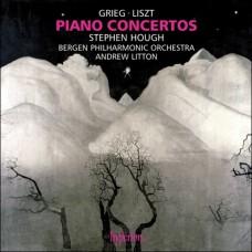 史帝芬.賀夫 / 葛利格 & 李斯特:鋼琴協奏曲 Stephen Hough / Grieg & Liszt:Piano Concertos