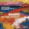 史帝芬.賀夫 / 布拉姆斯:鋼琴協奏曲全集 Stephen Hough / Brahms:The Piano Concertos