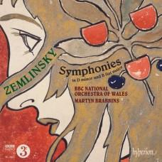齊姆林斯基:第一、二號交響曲 Zemlinsky:Symphonies