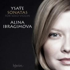 易沙意:無伴奏小提琴奏鳴曲 (伊布拉吉莫娃) Ysaye:Sonatas for solo violin (Alina Ibragimova)