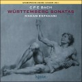CPE巴哈:符騰堡奏鳴曲集 CPE Bach: Württemberg Sonatas