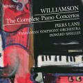 威廉森:鋼琴協奏曲全集 Williamson: The Complete Piano Concertos
