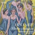 亨德密特:小提琴奏鳴曲 Hindemith:Violin Sonatas