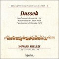 古典鋼琴協奏曲01 杜賽克 Jan Ladislav Dussek: The Classical Piano Concerto Volume 1