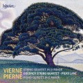 皮爾納:鋼琴五重奏、維爾納:弦樂四重奏 Pierné: Piano Quintet & Vierne: String Quartet