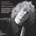普羅高菲夫、 蕭士塔高維契:大提琴協奏曲 (史蒂芬.伊瑟利斯, 大提琴) Prokofiev & Shostakovich:Cello Concertos (S. Isserlis, P. Jarvi, Frankfurt Radio Symphony Orchestra)
