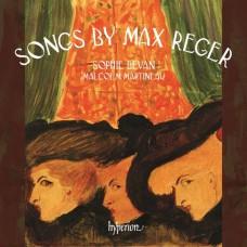 雷格:藝術歌曲集 (蘇菲.貝文, 女高音 / 馬康.馬蒂諾, 鋼琴) Reger:Songs (Sophie Bevan, soprano & Malcolm Martineau, piano)