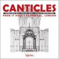 來自聖保羅大教堂的讚美詩 Canticles from St Paul's