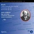 浪漫小提琴協奏曲第19集 - 布魯赫 (傑克.李貝克, 小提琴) The Romantic Violin Concerto 19 - Bruch (Jack Liebeck, violin / BBC Scottish Symphony Orchestra / Martyn Brabbins)