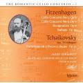 浪漫大提琴協奏曲第7集 - 威廉.費森海根&柴可夫斯基 (阿爾班.蓋哈特, 大提琴) The Romantic Cello Concerto 7 - Fitzenhagen、Tchaikovsky (Alban Gerhardt, cello)