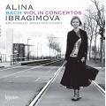 巴哈:小提琴協奏曲 (艾莉娜.伊布拉吉莫娃, 小提琴) J.S. Bach:Violin Concertos (Alina Ibragimova, violin / Arcangelo / Jonathan Cohen)