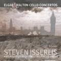 艾爾加、華爾頓:大提琴協奏曲集 (史蒂芬.伊瑟利斯, 大提琴 / 帕沃.賈維, 指揮 / 愛樂管弦樂團) Elgar & Walton:Cello Concertos ( Steven Isserlis / Philharmonia Orchestra / Paavo Järvi)