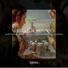 貝努其詠嘆調選輯 Arias for Benucci