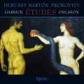 德布西、巴爾托克、普羅高菲夫:練習曲 (歐爾頌, 鋼琴) Debussy, Bartok & Prokofiev: Etudes (Garrick Ohlsson)
