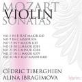 莫札特:小提琴奏鳴曲第一集 (艾莉娜.伊布拉吉莫娃, 小提琴 / 塞德利克.提貝岡, 鋼琴) Mozart:Violin Sonatas K301, 304, 379 & 481 (Alina Ibragimova, Cedric Tiberghien)
