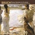 布魯赫:鋼琴五重奏 (郭德納弦樂四重奏 / 皮爾斯.藍, 鋼琴) Bruch:Piano Quintet (Goldner String Quartet / Piers Lane, piano)