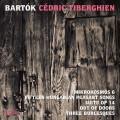 巴爾托克:小宇宙第六冊與其他鋼琴作品 (塞德利克.提貝岡, 鋼琴) Bartok:Mikrokosmos 6 (Cedric Tiberghien, piano)