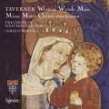 塔弗納:西風彌撒、彌撒曲「耶穌的至聖之母」(詹姆士.歐唐納 / 西敏寺修道院合唱團) Taverner:Missa Mater Christi sanctissima (Westminster Abbey Choir / James O'Donnell)