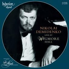 德米丹柯威格摩爾音樂廳現場 Nikolai Demidenko live at Wigmore Hall