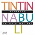 佩爾特:鈴聲叮噹 Arvo Pärt:Tintinnabuli (The Tallis Scholars)