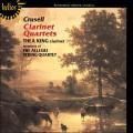 克魯賽爾:豎笛四重奏 Crusell : Clarinet Quartets