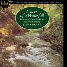 瀑布的回音~十九世紀浪漫豎琴音樂 Echoes of a Waterfall~Romantic harp music of the 19th century