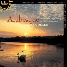 阿拉貝斯克~19世紀浪漫豎琴音樂第一集 Arabesque~Romantic harp music of the 19th century