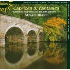 綺想與幻想~十九世紀浪漫豎琴音樂第三集 Caprices & Fantasies~Romantic Harp Music of the 19th Century Vol.3