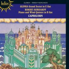 葛令卡:降E大調大六重奏、林姆斯基-高沙可夫:降B大調五重奏 Glinka:Sextet In E Flat、Rimsky-Korsakov:Quintet In B Flat
