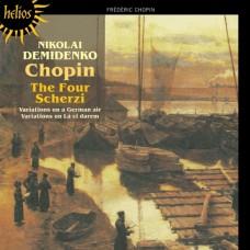 蕭邦:四首詼諧曲 Chopin:The Four Scherzi