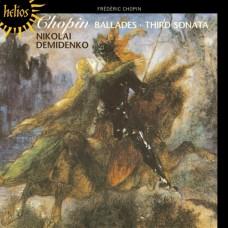 蕭邦:四首敘事曲、鋼琴奏鳴曲第三號 Chopin:Ballades & Sonata No 3