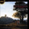 巴哈、泰勒曼:雙簧管與柔音管協奏曲 Bach & Telemann:Oboe & Oboe d'amore concertos