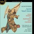 蒙台威爾第:宗教聲樂作品 Monteverdi:Sacred vocal music