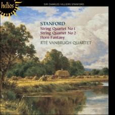 史丹佛:第一、二號弦樂四重奏;法國號幻想曲 Stanford:String Quartets Nos 1 & 2