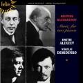 梅特納、拉赫曼尼諾夫:四手聯彈作品 Medtner & Rachmaninov:Music for Two Pianos