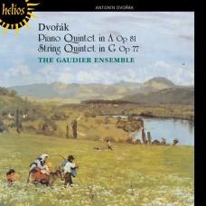 德佛札克:鋼琴五重奏、弦樂五重奏 Dvořák:Piano Quintet & String Quintet