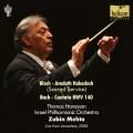 巴赫:清唱劇《醒來吧!聽守護者的呼喚》、布洛赫:聖儀 Zubin Mehta conducts Bach & Bloch