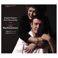 拉赫曼尼諾夫:雙鋼琴組曲;柴可夫斯基:睡美人選粹(拉赫曼尼諾夫改編) Rachmaninov:Suites for two pianos;Tchaikovsky:Sleeping Beauty, Op. 66 (excerpts)