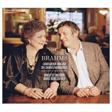 布拉姆斯:情歌圓舞曲、匈牙利舞曲 Brahms:Liebesliederwalzer & 10 Hungarian Dances