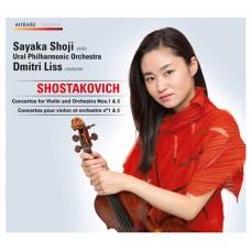 蕭士塔高維契:兩首小提琴協奏曲 Shostakovich:Violin Concertos Nos. 1 & 2