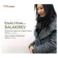 巴拉基列夫:鋼琴奏鳴曲 Balakirev:Piano Sonata