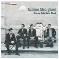 莫迪里亞尼弦樂四重奏:德布西/拉威爾/聖桑 Quatuor Modigliani: Debussy, Ravel & Saint-Saens