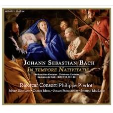 巴哈:聖誕清唱劇 Bach / In Tempore Nativitatis