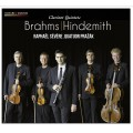 布拉姆斯、亨德密特:豎笛五重奏 Brahms、Hindemith:Clarinets Quintets